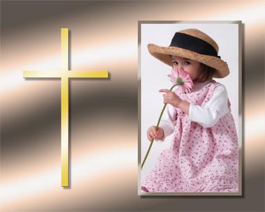 christian frame